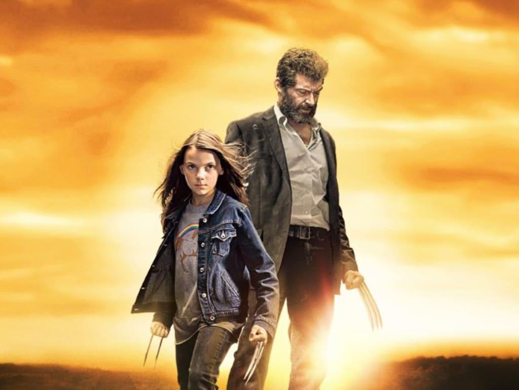 Film Review Logan 2017