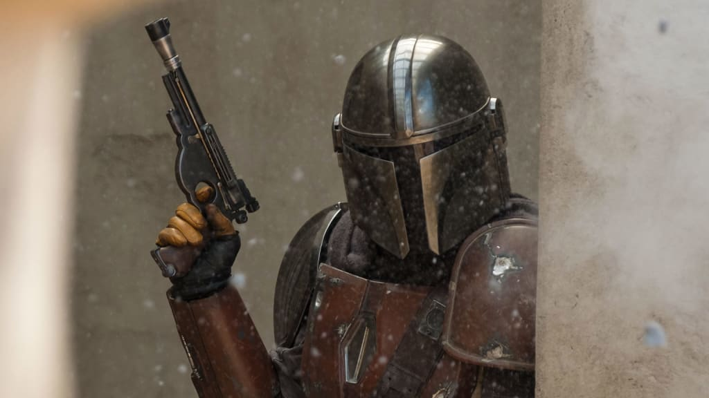 Disney+ 'Star Wars' Series 'The Mandalorian' Offers a New Look at A Galaxy Far, Far Away