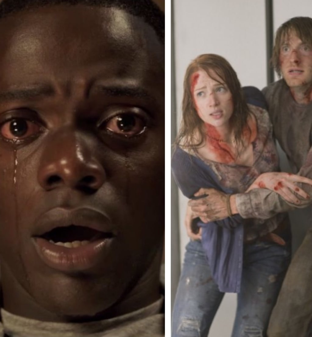 Get Out, Cabin in the Woods, and Why Today's Horror Films Are So Meta