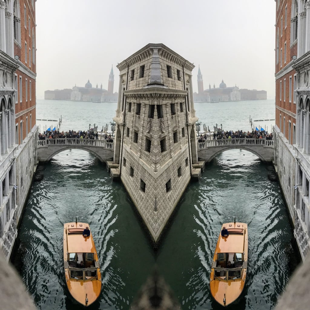 Vittles in Venice