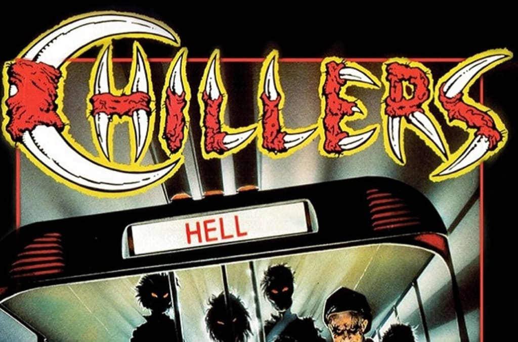 Weird Weekday Movies: 80s Anthology Horror 'Chillers'