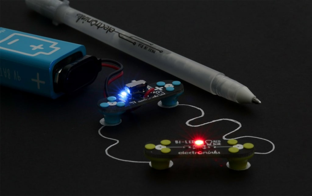 Why the Circuit Scribe Maker Kit Is Great for Every Science-Loving Kid