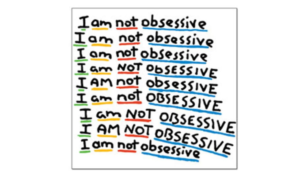 Overcoming Obsessive Thoughts