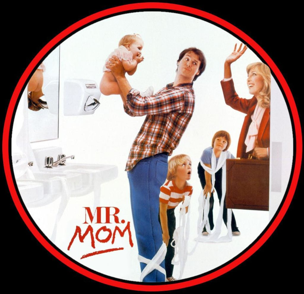 The Misogyny You Didn't Notice in 'Mr. Mom'