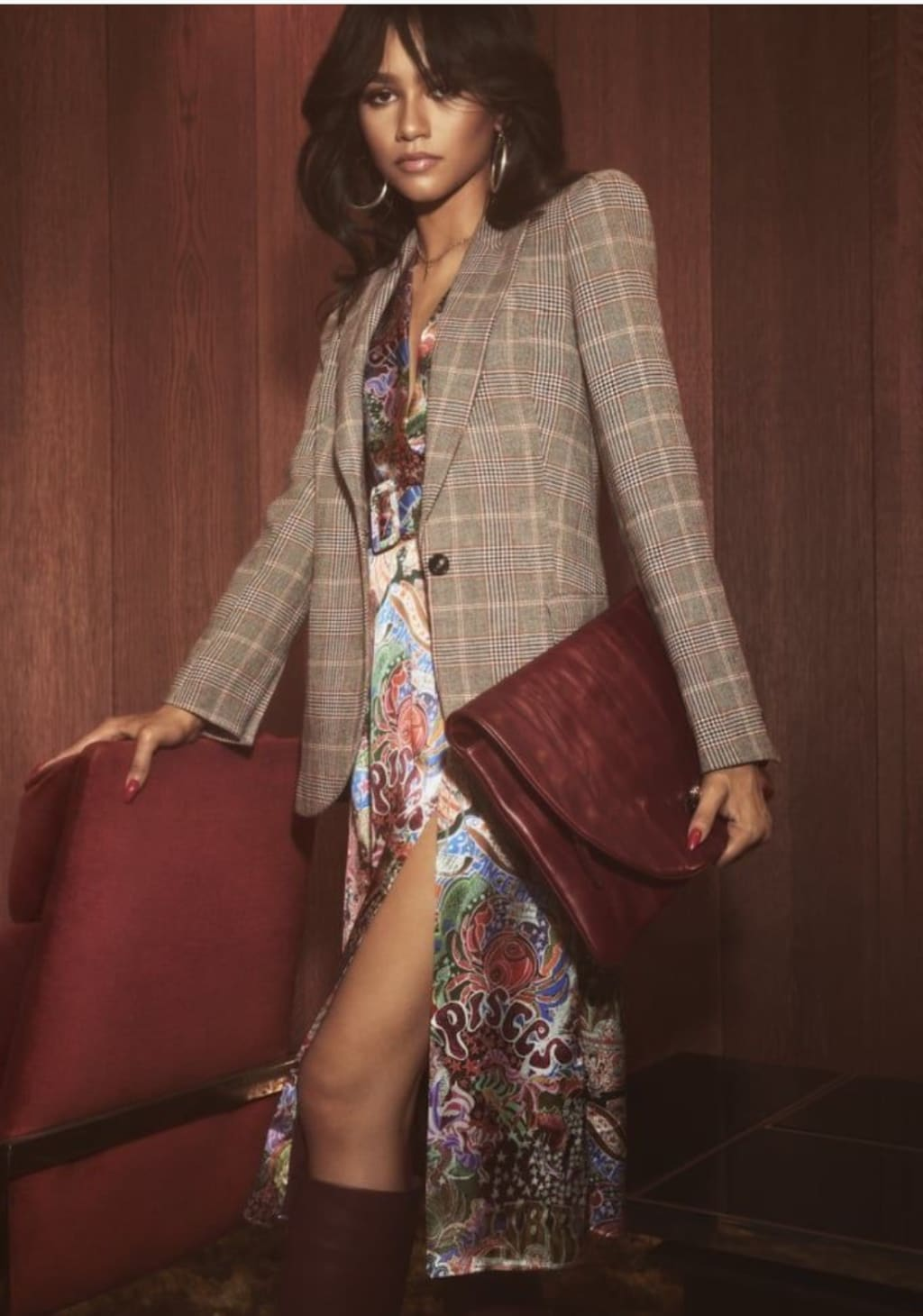 Zendaya's Tommy Hilfiger Collaboration Is Everything