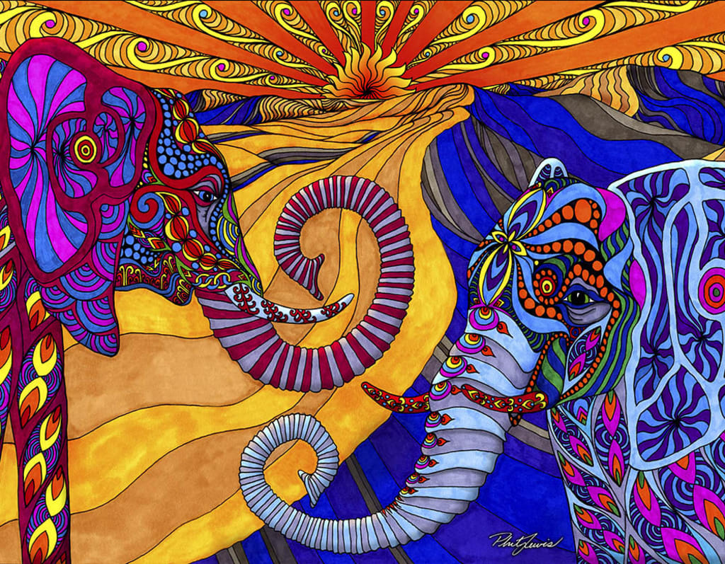Psychedelic Integration Part 1