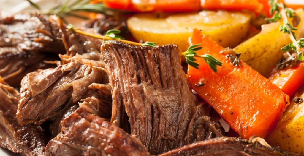 Easy Slow Cooked Pot Roast Recipes