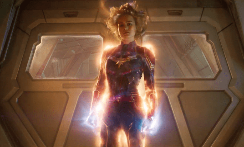 Spoilers and Theories: Captain Marvel and Her Impact in 'Avengers Endgame'
