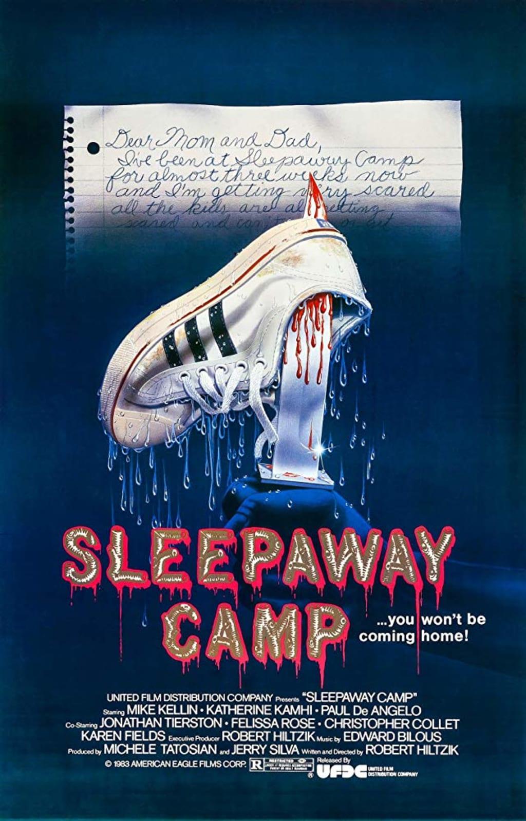 Reed Alexander's Horror Review of 'Sleepaway Camp' (1983)