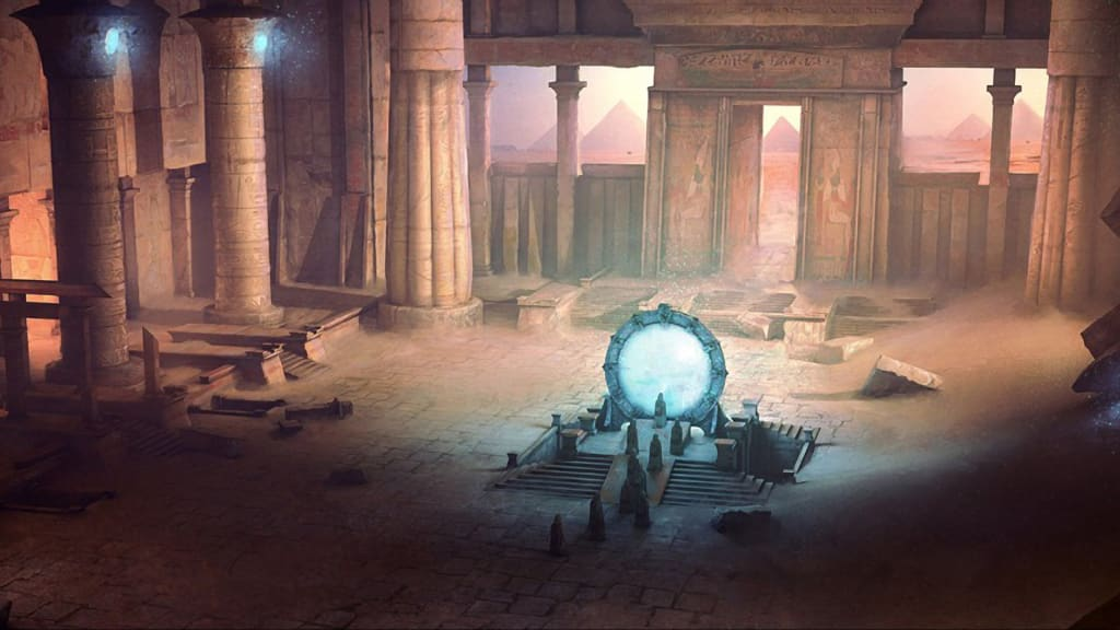 Surprising Science Fiction Stories from the Ancient World
