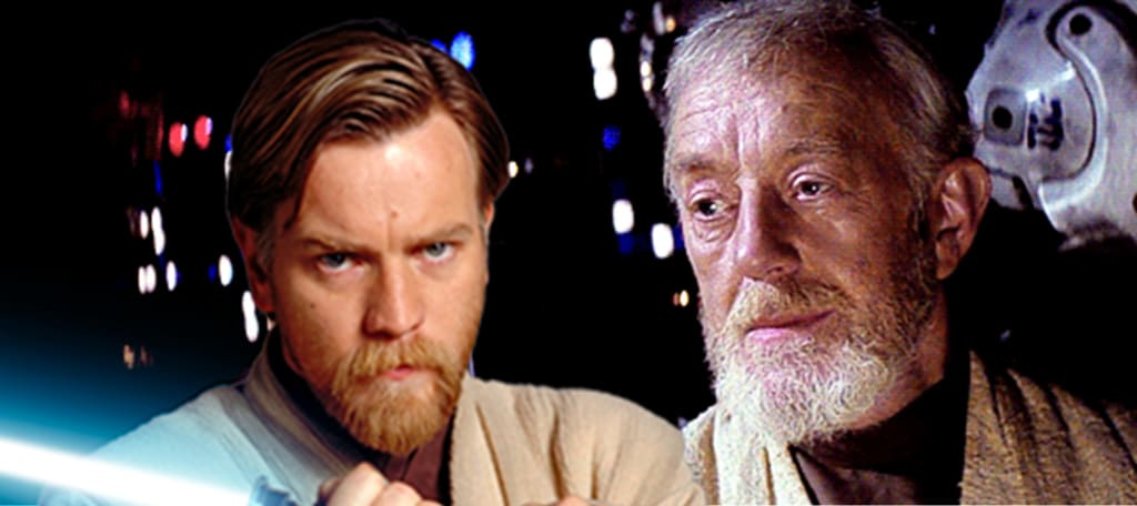 The Curious Case of Ben Kenobi — Why Does Obi-Wan Age So Quickly?