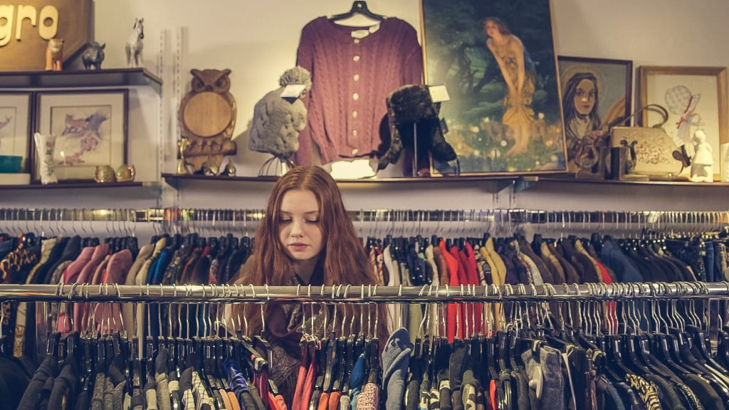 A Beginner's Guide to Thrifting