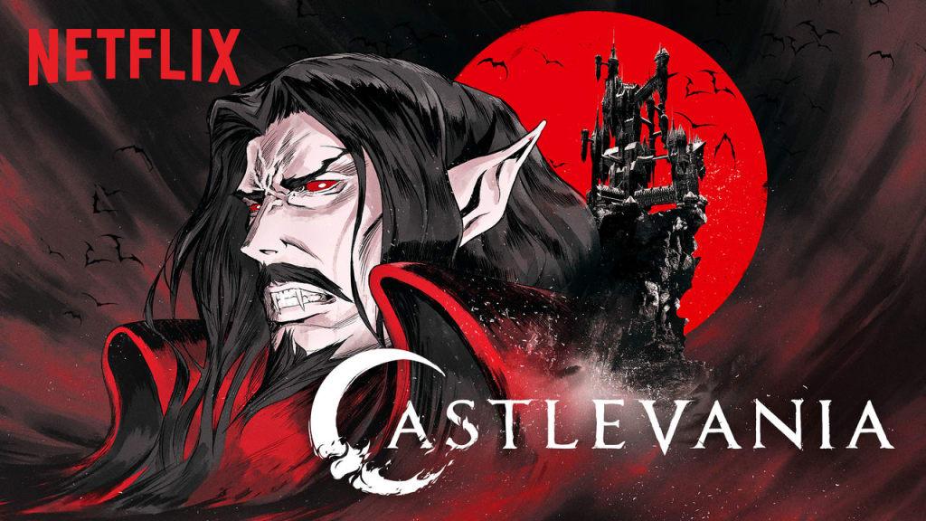 Watching 'Castlevania'