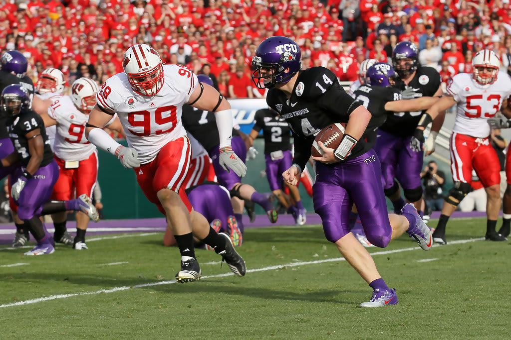 Biggest College Bowl Game Upsets Ever