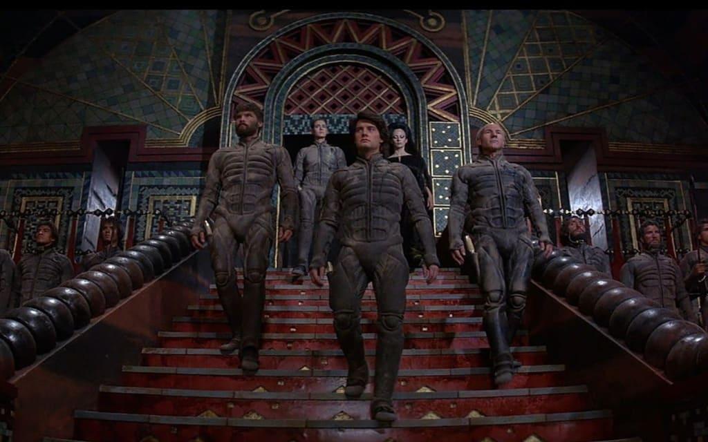 Best Actors for a Dune Reboot