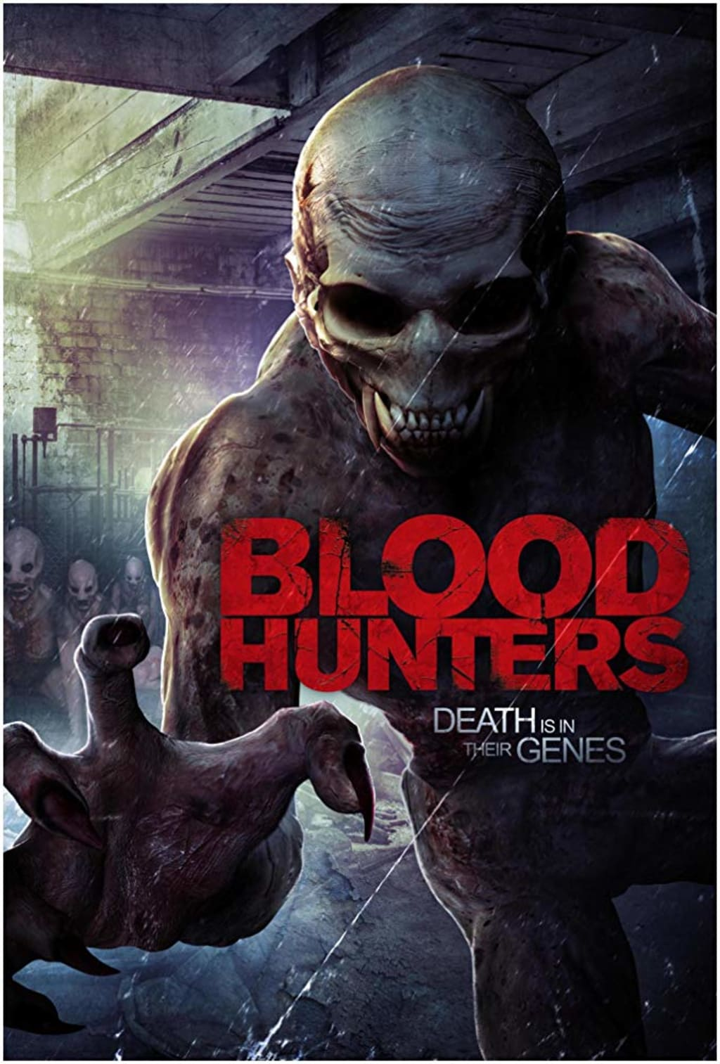 Reed Alexander's Horror Review of 'Blood Hunter' (2016)