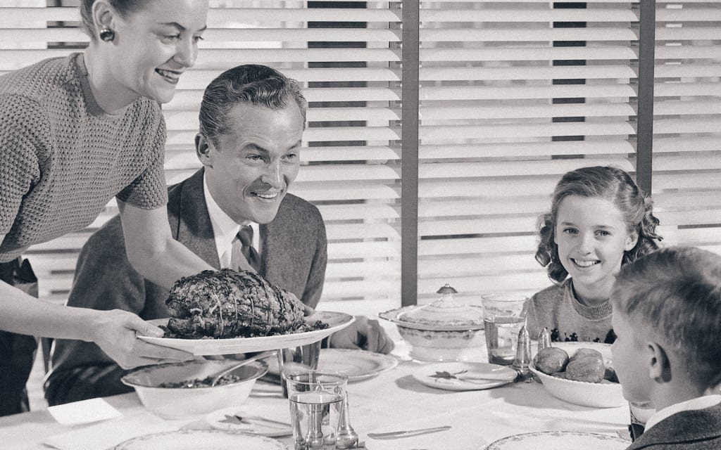 Why We Actually Sit Around the Table for Dinner