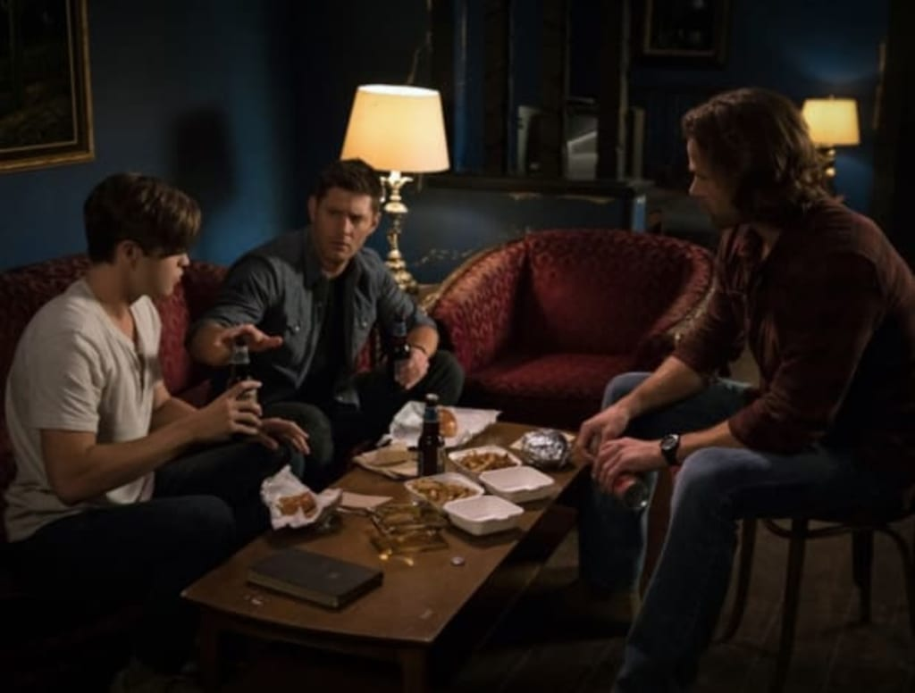 Sam And Dean Will Raise Jack In 'Supernatural' Season 13, Which Co-Showrunner Calls 'My Two Dads: Hell Edition'