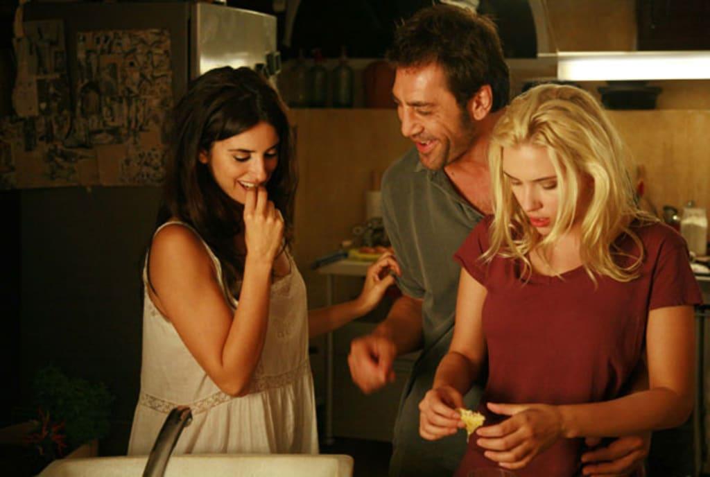 Movie Talk: Vicky Cristina Barcelona (2008)