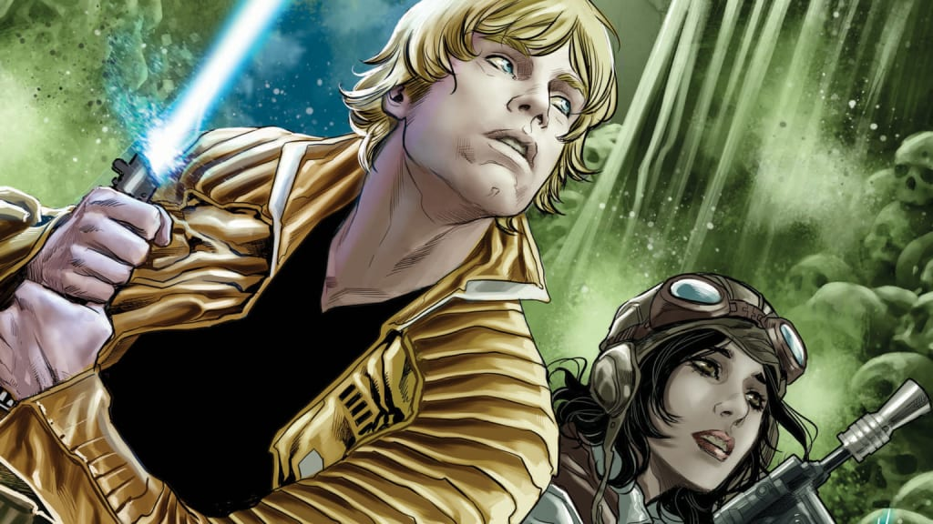 """Get Ready For The Next Star Wars Comic Book Event: """"The Screaming Citadel""""!"""