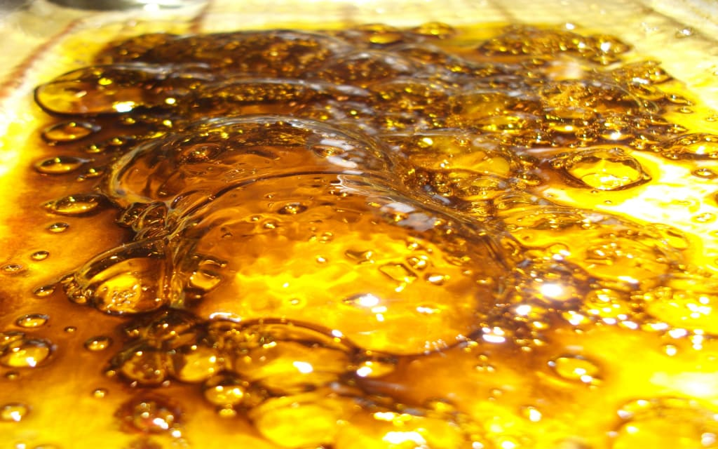 What Makes Hash Oil Good
