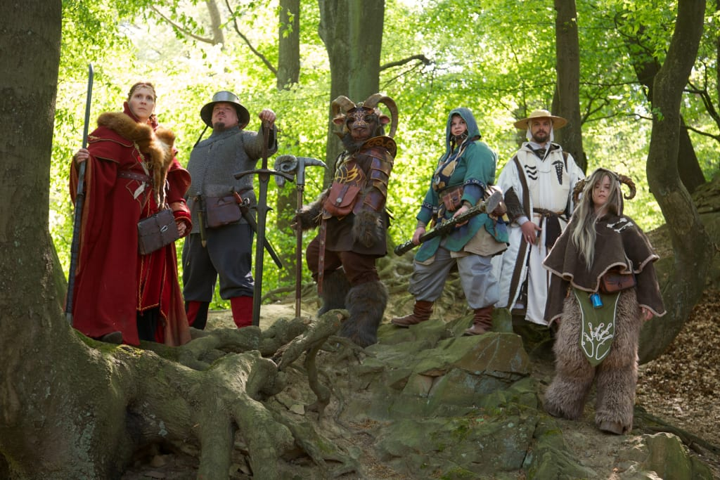 Getting Involved in the Exciting World of LARP