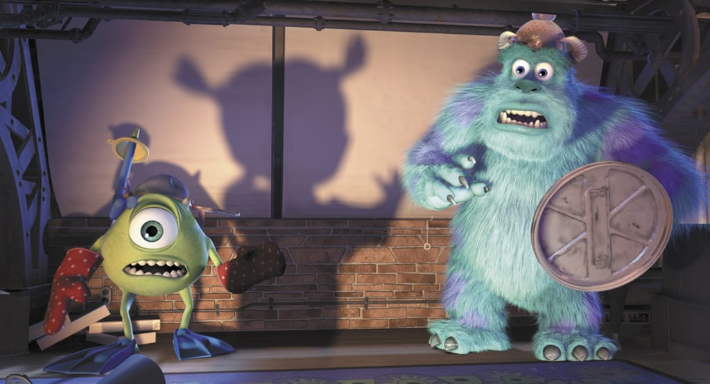 'Monsters Inc.' a Movie Review