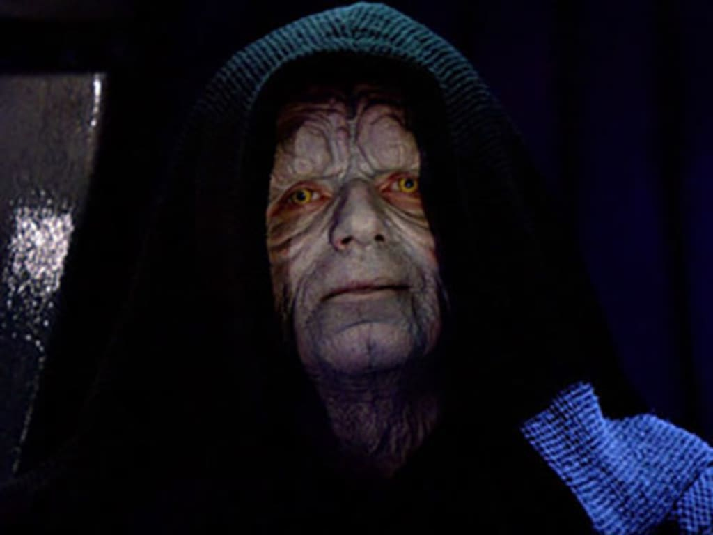 Staring into the Darkness: Do We Really Want to Know More About Star Wars' Emperor Palpatine?