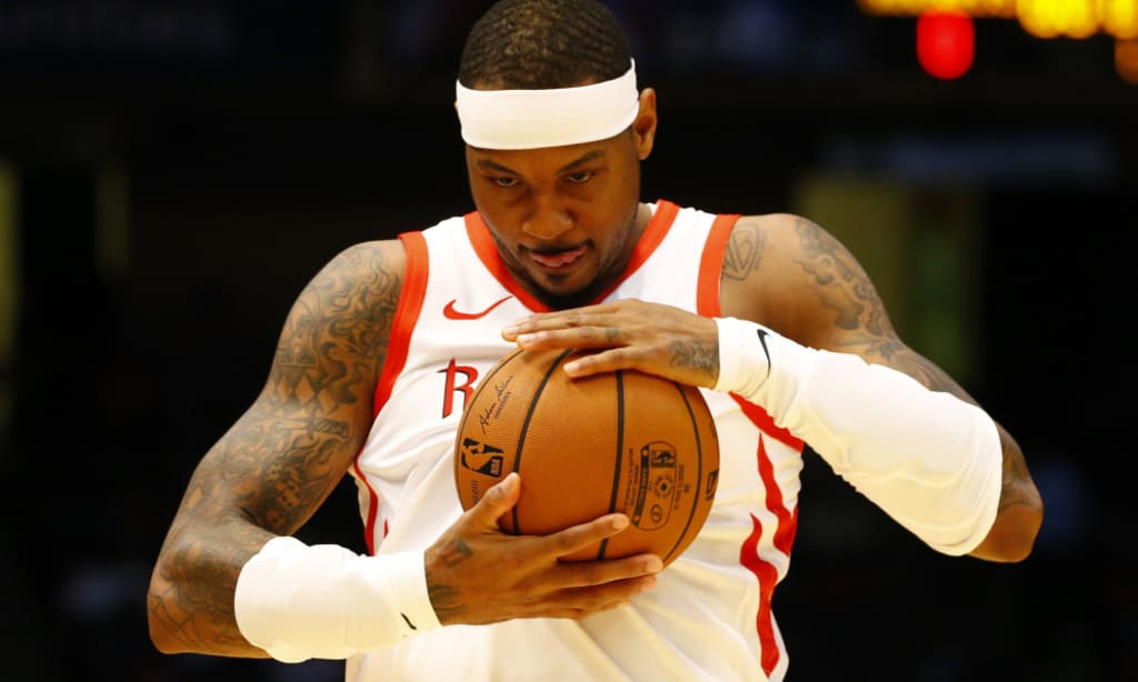 Carmelo Anthony: How Did It Go so Wrong, so Fast?
