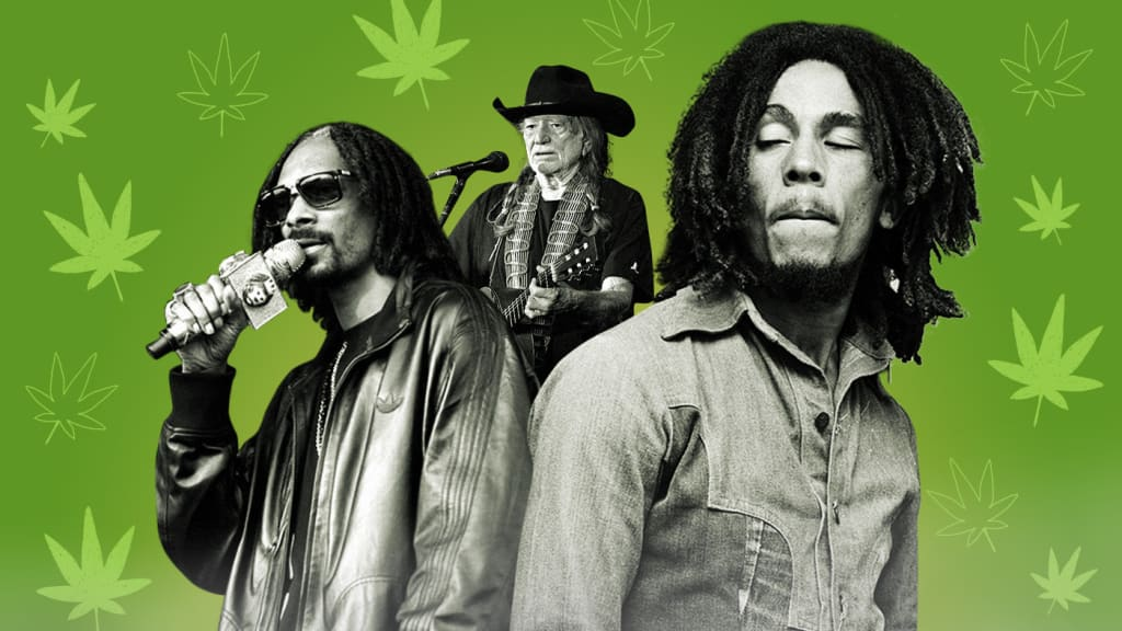 The 12 Most Famous Stoners of All Time