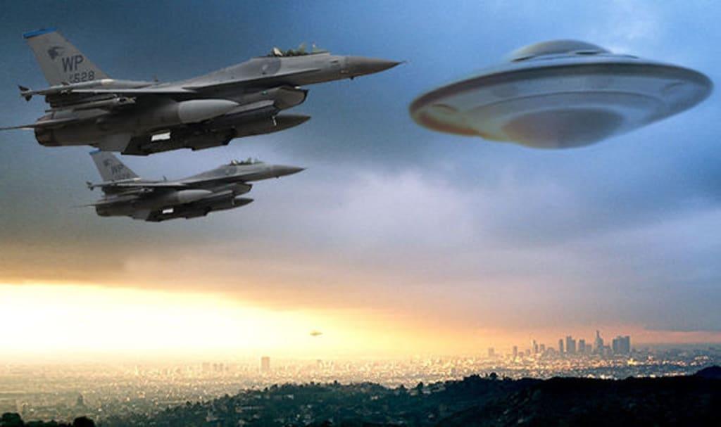 Extra Terrestrial War Never Ends