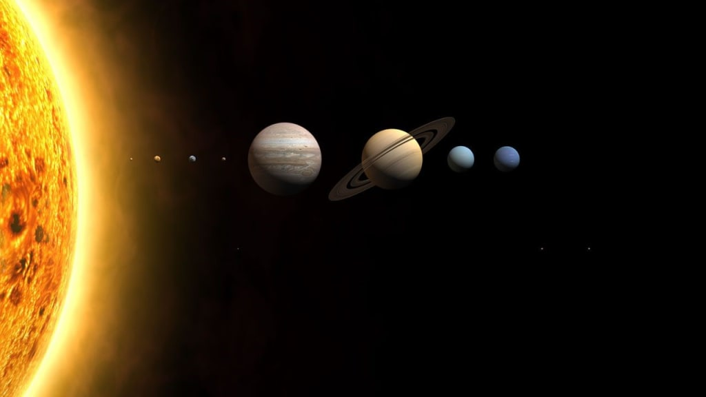 Incredible History of the Solar System