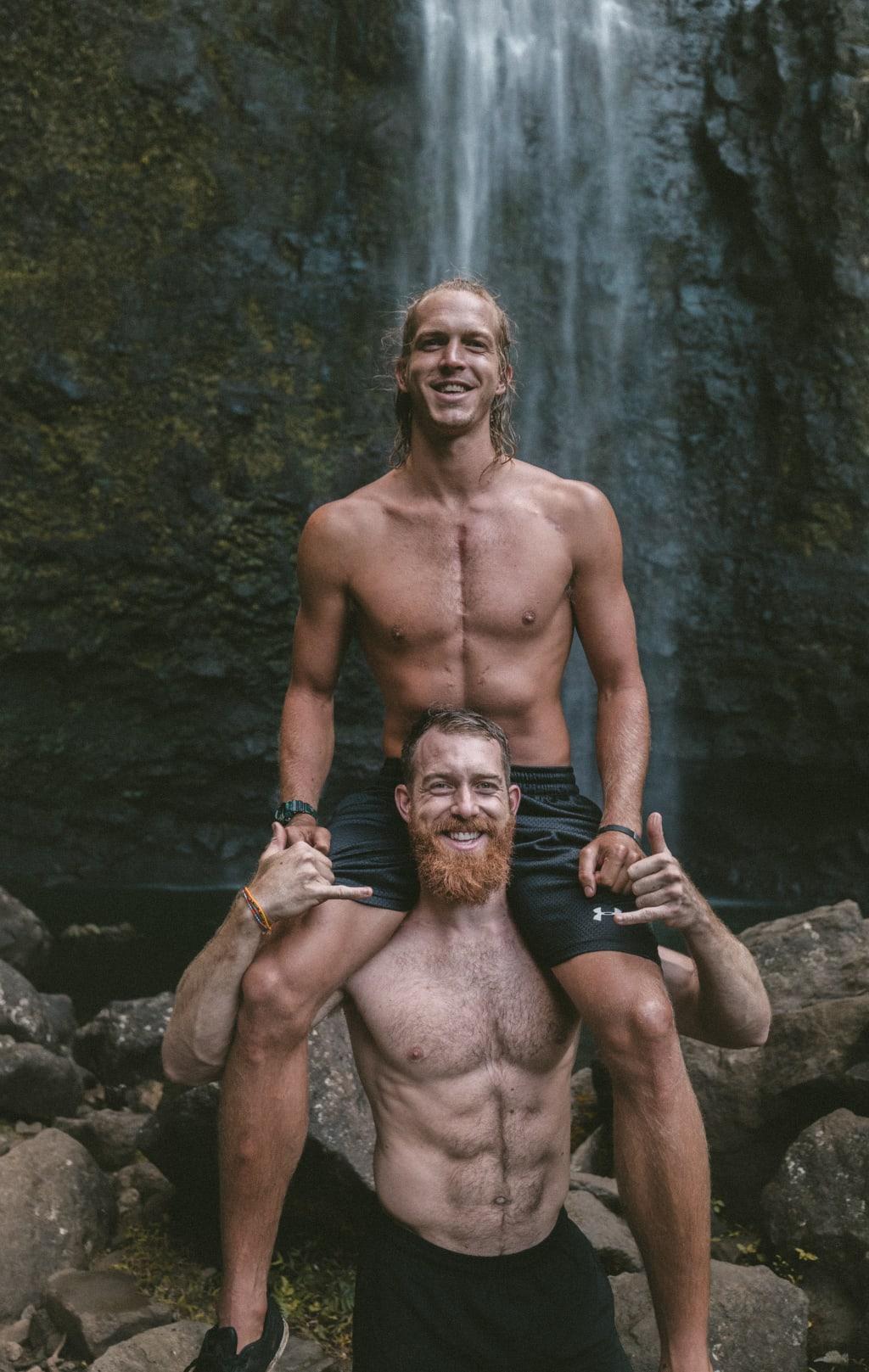 Why Gay Men Lust Straight Guys