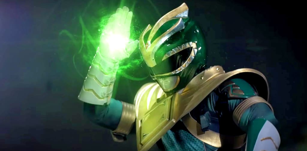 Jason David Frank Wants A 'Logan'-Style Green Ranger Movie — Here's Why It Needs To Happen