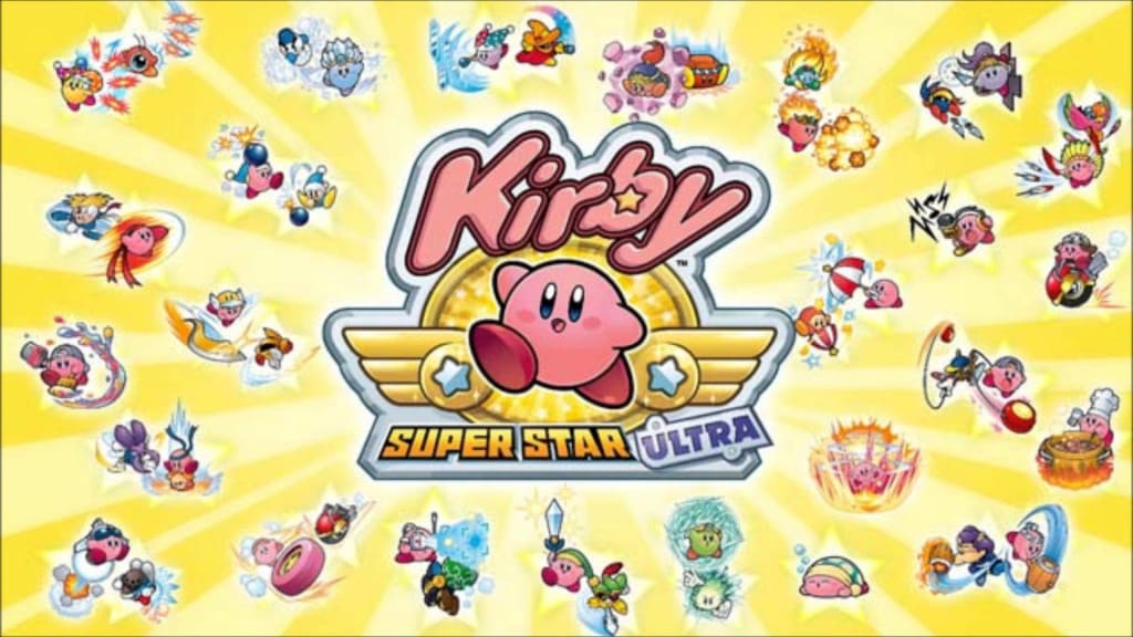 Why I Love: 'Kirby Super Star Ultra'