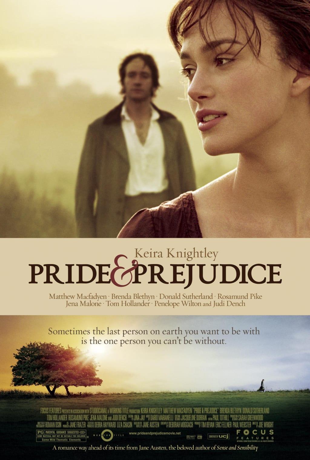 Reading Journal: 'Pride and Prejudice'