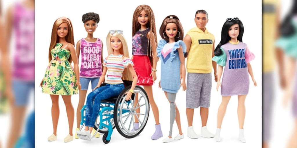 Barbie Gets More Inclusive with Wheelchair-Using Doll