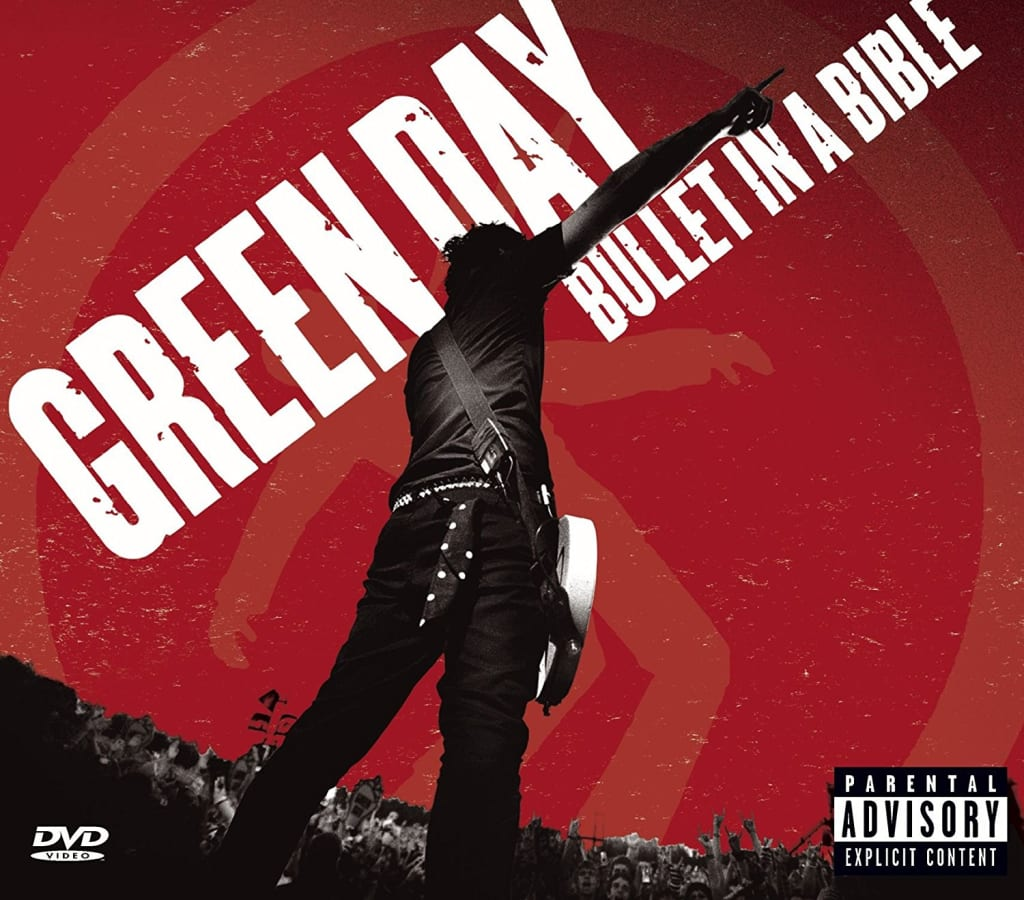 Green Day – Bullet In A Bible: A Riveting Live Performance by a Rejuvenated Act
