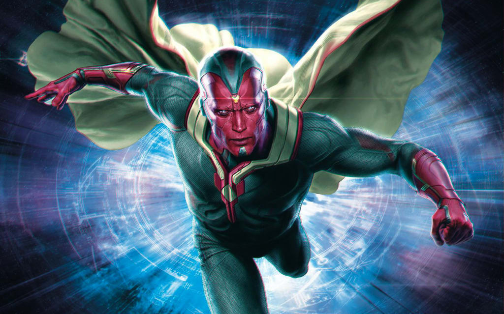 Is The Vision Becoming a Villain in the MCU?