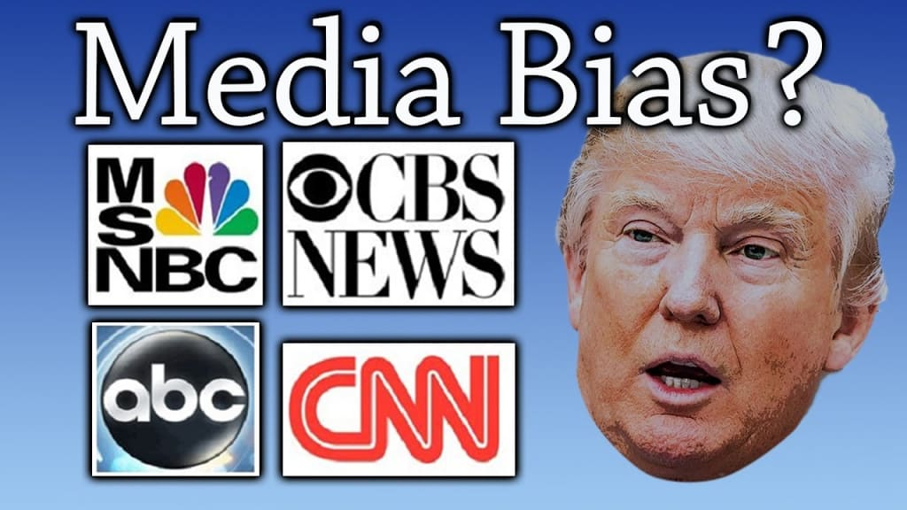 Media and Leftist Bias is Out of Hand