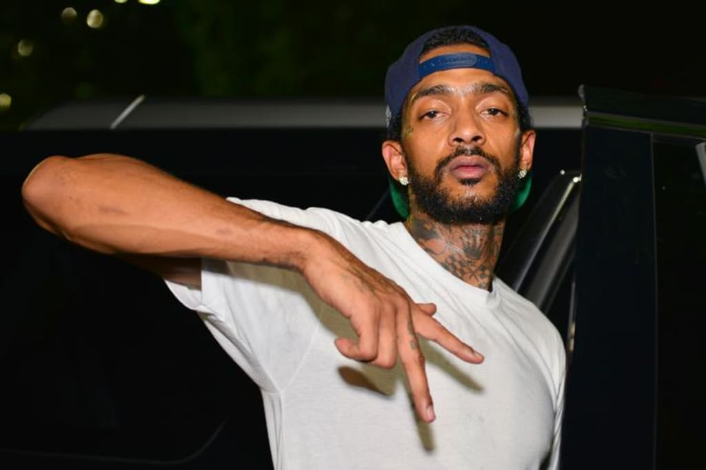 Nipsey Hussle - 'Victory Lap' Review