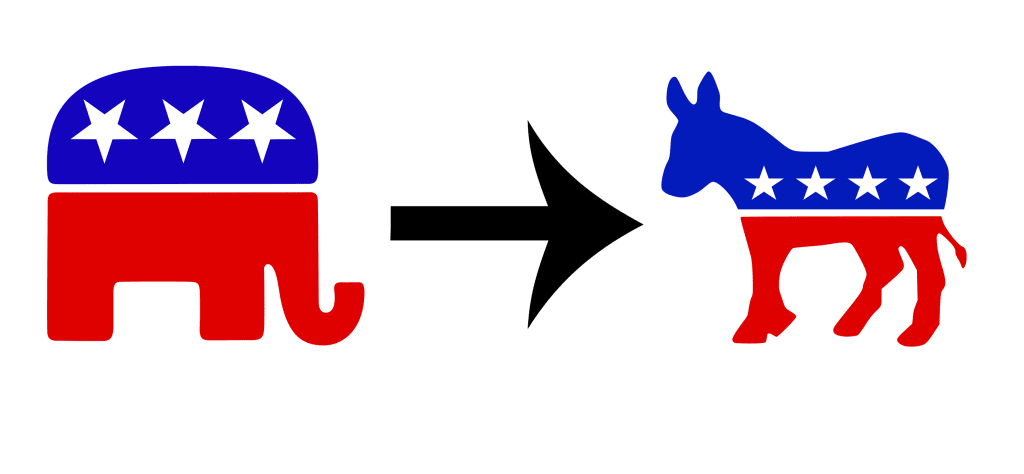 From Conservative to Liberal