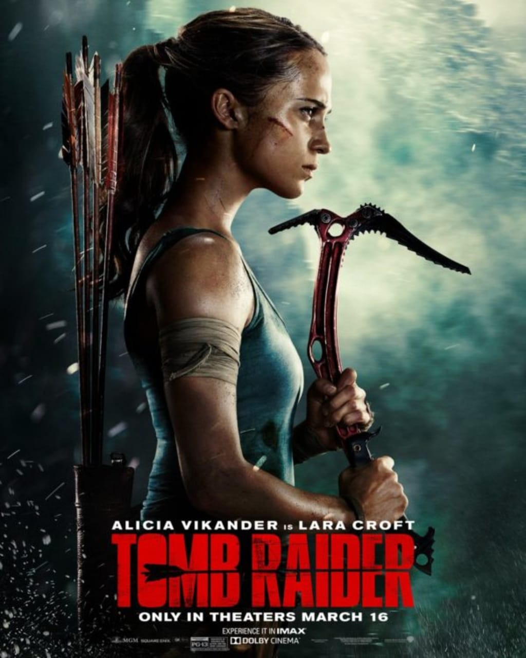 Review Tomb Raider 2018