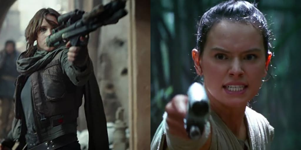 Is 'Star Wars: Rogue One' Bringing Us A Family Rey-union?