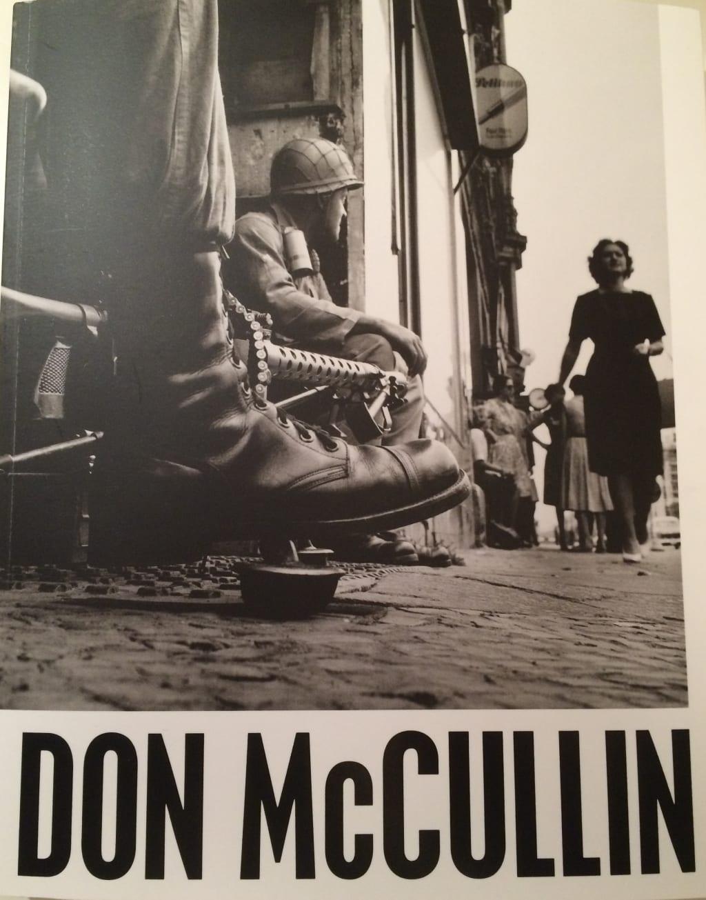 Don McCullin at Tate Britain