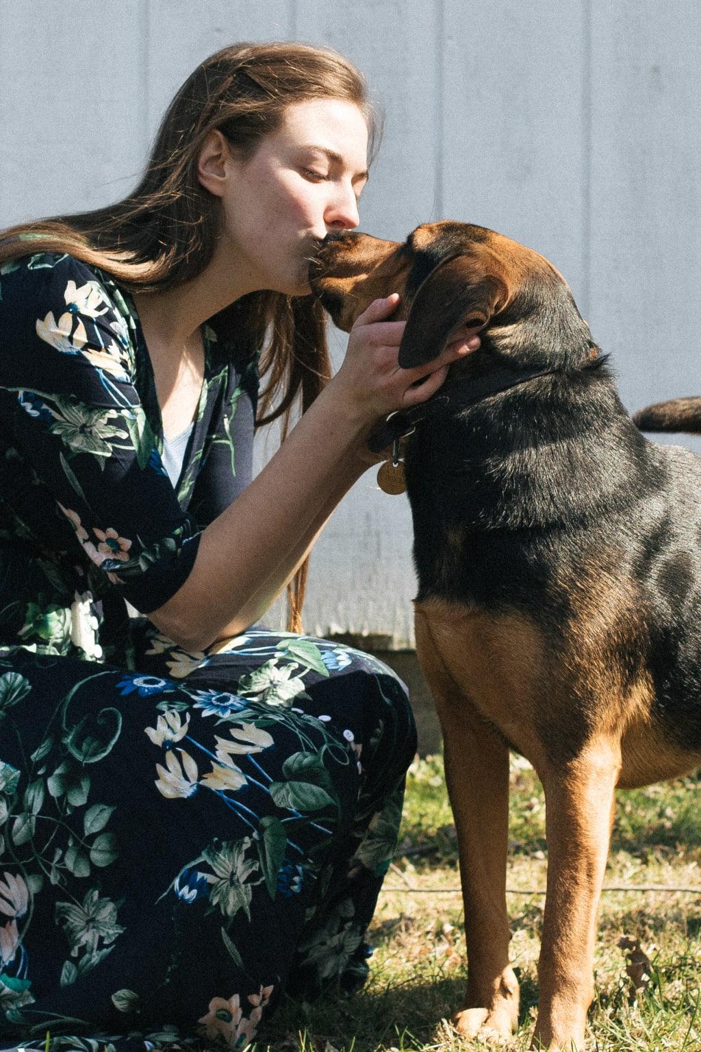 How a Craigslist Puppy Changed My World