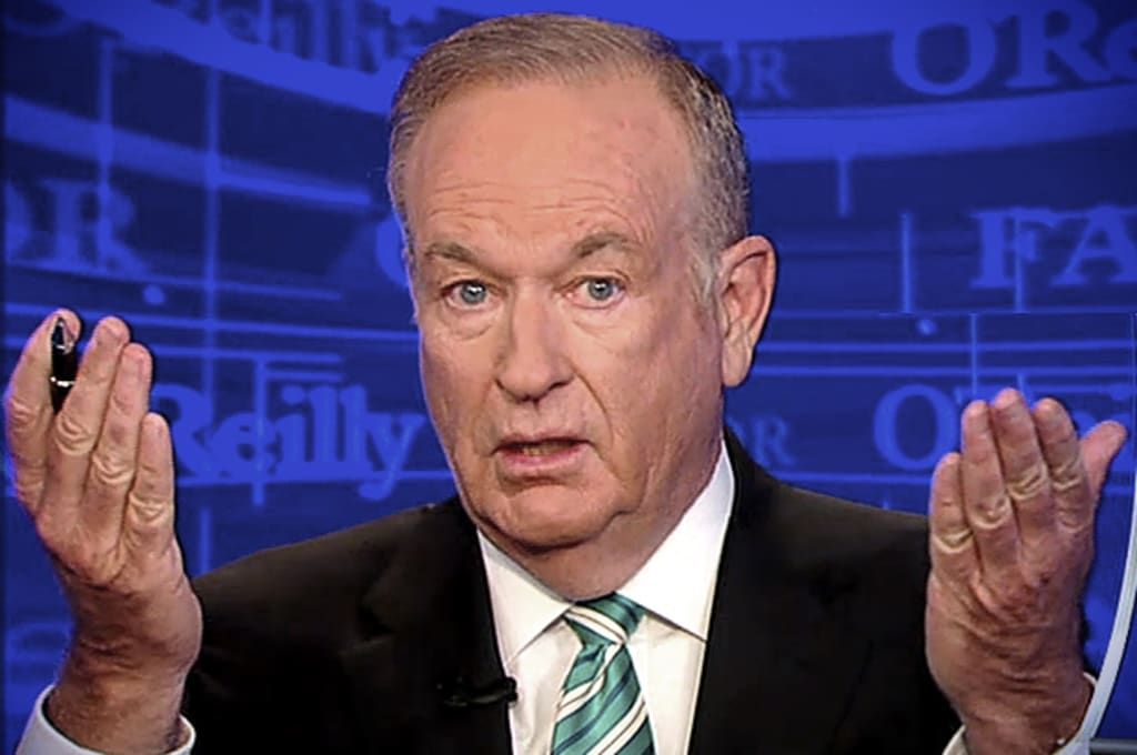 Bill O'Reilly Out At Fox