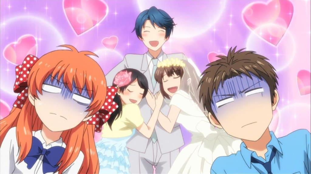 Top 5 Romance Animes
