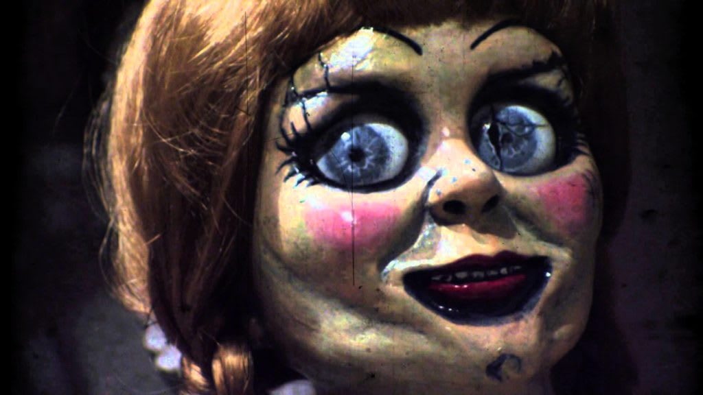 Playtime Isn't Over Yet: New Line's 'Annabelle 2' Gets A New Title And Logo