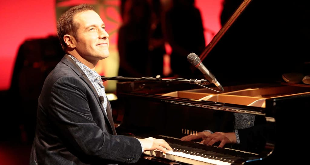 Concert Review: The Anticipating Experience of Jim Brickman